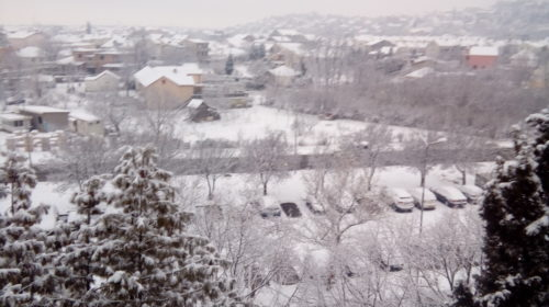 Zimska čarolija: Snijeg obradovao građane širom Crne Gore, nastale romantične fotografije