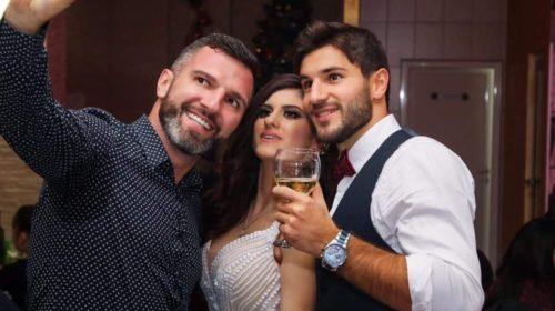 Oženio se rukometaš Vuk Kaluđerović