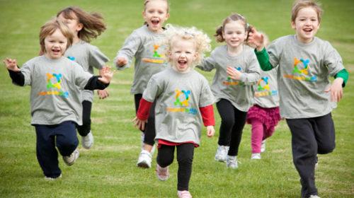 Evo kada je poželjno da djeca počnu sa trčanjem