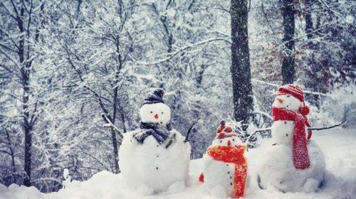 Evo kako su poznate ličnosti i djeca dočekali snijeg u Podgorici