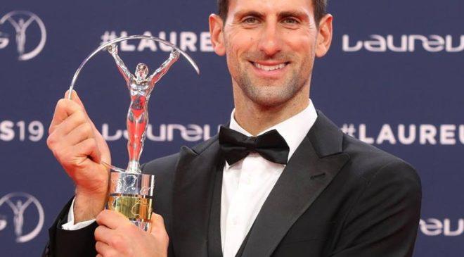Novak Đoković: Kralj lavljeg srca, po četvrti put najbolji na planeti