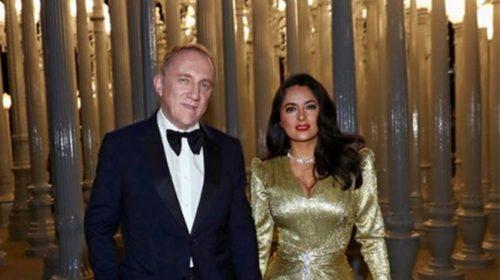 Selma Hajek: Moj muž je moja desna ruka