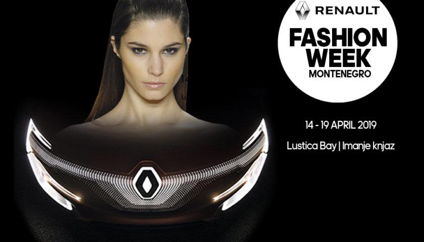 Marija Vujović Vukčević zaštitno lice Fashion Week Montenegro