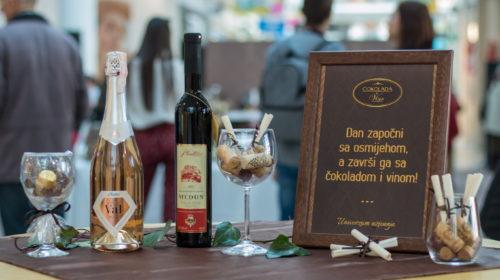 Održano šesto izdanje manifestacije Čokolada&Vino:Hedonisti uživali u raznovrsnoj ponudi