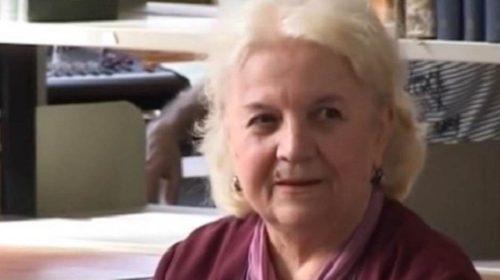 Preminula književnica Grozdana Olujić