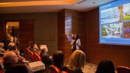 U Moskvi održana prezentacija Crne Gore i Luštice Bay