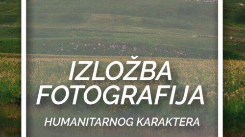 Humanitarna izložba u KIC-u