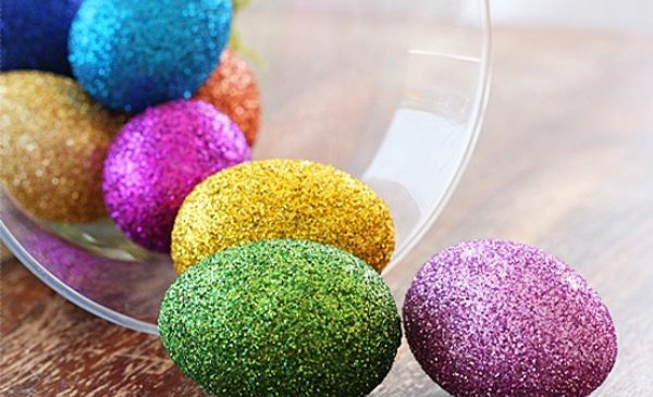 Ofarbajte jaja na kreativan način
