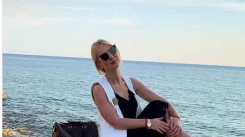 Ivana Šebek: Oblačim se kako se osjećam, spajam nespojivo, to mi je zabavno