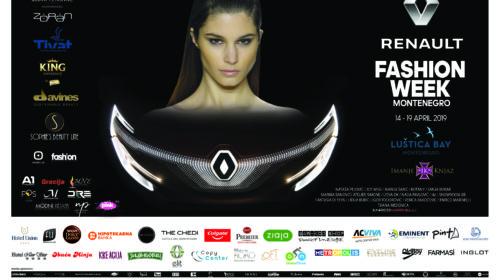 Svečano otvaranje Renault Fashion Week Montenegro u Luštica bay marini