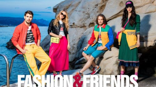 Svijet u hiljadu boja: Proljećna kampanja Fashion&Friends inspirisana Jadranskim morem