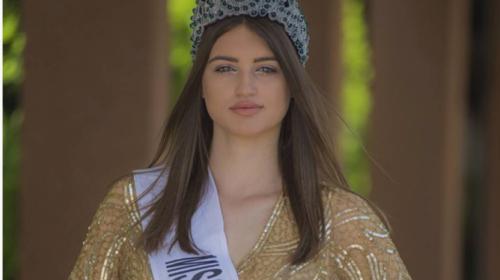 Natalija Gluščević Miss fotogeničnosti u Indiji