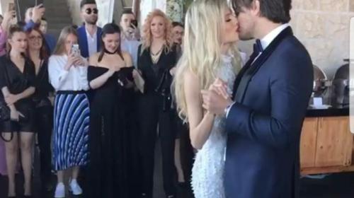 O svadbi Nevene Božović i crnogorskog pilota se i dalje priča: Pjevačica se odmah odlučila na ovaj korak