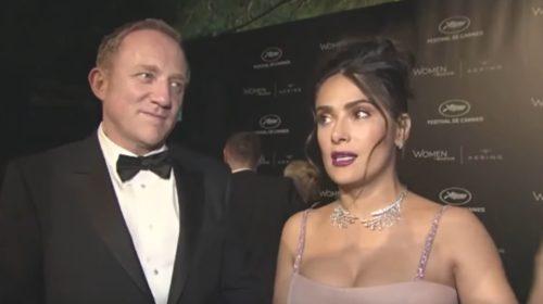 Suprug Selme Hajek daje 100 miliona evra za obnovu Notr Dama