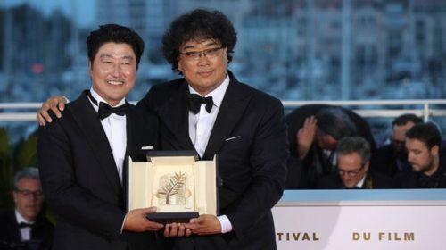 "Film ""Parazit"" osvojio Zlatnu palmu na Filmskom festivalu u Kanu"