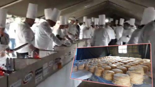 U Vrbasu oboren Ginisov rekord u pečenju palačinki