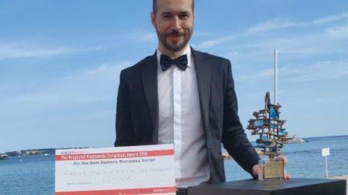 """Na festivalu u Kanu, Marinoviću nagrada za scenario filma """"Živi i zdravi"""""""