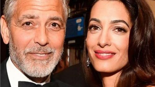 Brak Džordža Klunija na klimavim nogama?