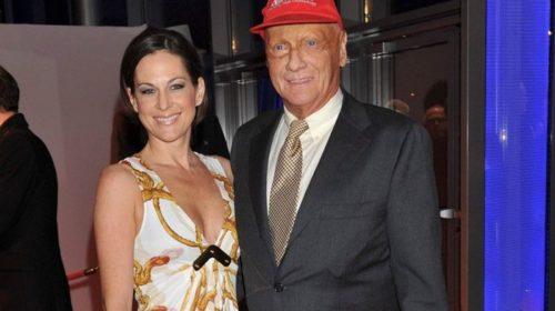 Neobična ljubavna priča: Niki Lauda se oženio ženom koja mu je spasila život