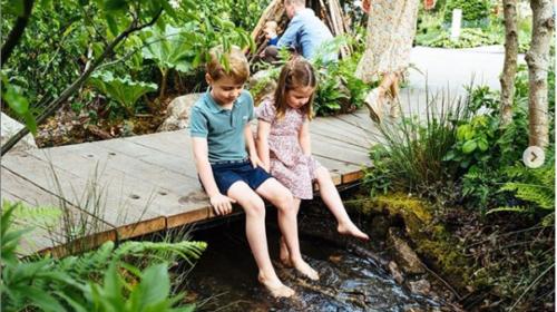 Fotografije princa Wilijama i Kejt sa djecom će vas oduševiti