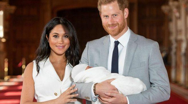 Ovo ime su princ Hari i Megan Markl dali svom sinu
