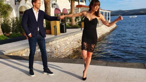 """Omiljeni par iz serije """"Sinđelići"""" uživa u Porto Montenegru"""