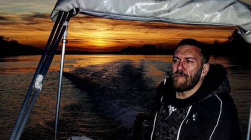 Pjevač, Igor Lazić Niggor izvukao frižider iz rijeke, pa ga vratio vlasniku
