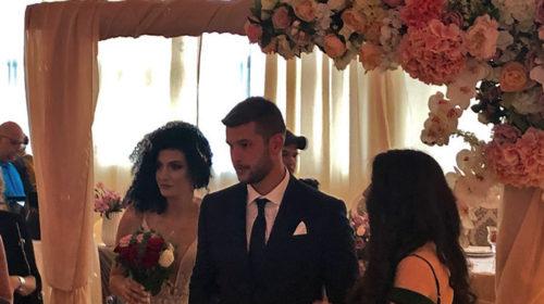 Oženio se vaterpolista Slaven Kandić