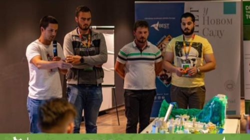 Studenti Mašinskog fakulteta plasirali se za Team design- European Best Engineering Competition – EBEC u Torinu
