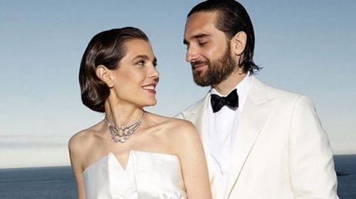 Udala se Šarlot Kaziragi, na istom mjestu gdje se vjenčala Grejs Keli