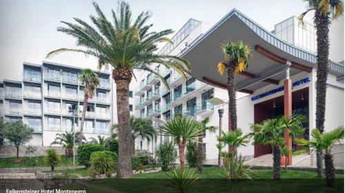 Svečano otvoren hotel Falkensteiner Montenegro
