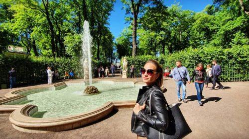 Porodična bajka u Sank Peterburgu