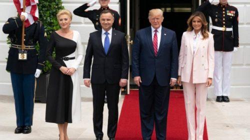 Modni duel: Melania Tramp ovoga puta nije imala šanse protiv prve dame Poljske