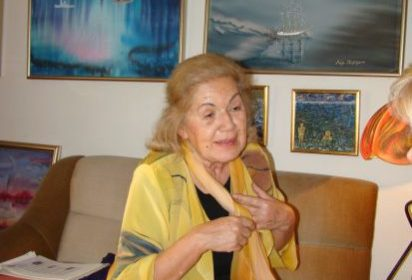 Umrla je pjesnikinja Maja Parfiljeva