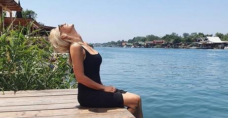 Nataša Bekvalac oduševljena Adom Bojanom