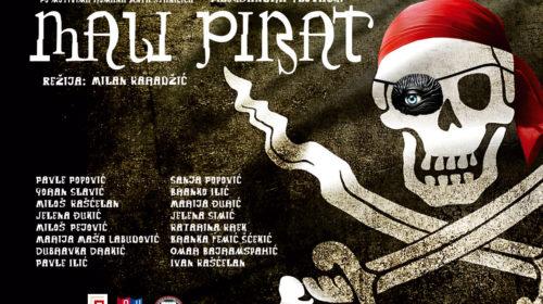 """Predstava """"Mali pirat"""" za sve uzraste"""