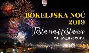 Bokeljska noć 21. avgusta
