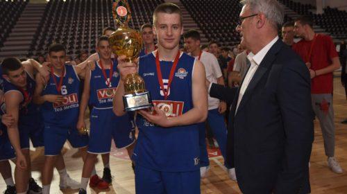 Mladi talenti: Danilo Ivanović velika nada domaće košarke