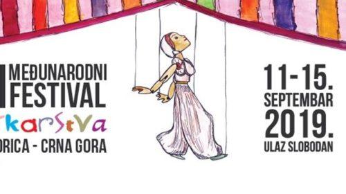 Festival lutkarstva održaće se u periodu 11-15. septembar