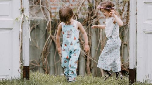 Bijeg u lijepo kroz dječji svijet