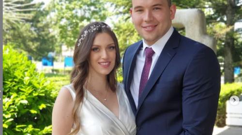 Najljepši blagoslov: Dušan Mandić i Slađana Tešić dobili ćerku