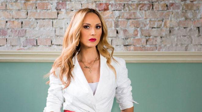 Aleksandra Radović se ovako obučena pojavila u Zagrebu i možemo da kažemo samo bravo