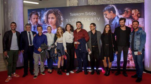 Crnogorski glumci zablistali u Beogradu