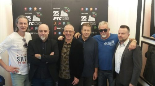 Dejan Cukić promovisao album