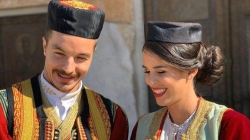Oženio se fudbaler Stefan Mugoša