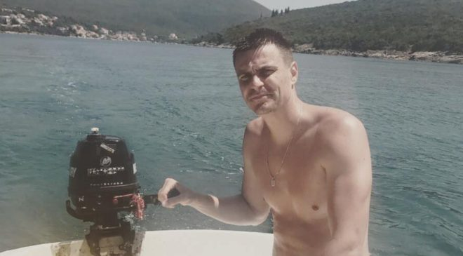 Vuk Kostić oduševljen Bokom