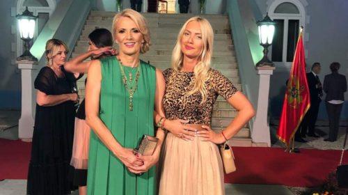 Lidija Đukanović i Ivana Šebek su sjele da popiju kafu, a svi komentarišu urbani stil prve dame Crne Gore