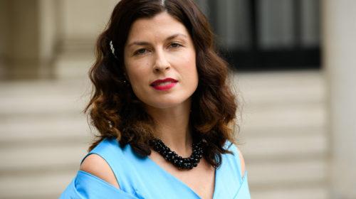 Marija Vicković glumi ženu Ive Andrića