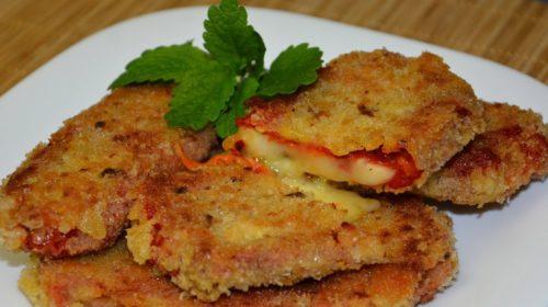 Ukusne paprike sa sirom
