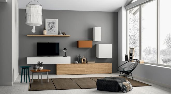 Kako da uredite malu dnevnu sobu da izgleda veća